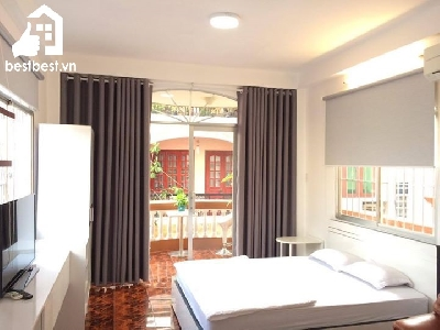 Serviced apartment for rent in District 1 - The apartments are located in central of District 1. It only takes some steps to approach Ben Thanh Market, New World Hotel, StarbucksCoffee. 