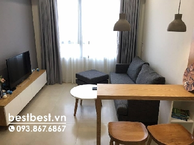 Apartment for rent in District 02 - Masteri Thao Dien . It is located on 159 Hanoi Highway street , Thao Dien Ward,District 2, HCMC, nearby Metro An Phu station, 200m to SaiGon river, having good location from which tenants just need few minutes to drive to city center. The combination of modern pace and peaceful green space is the unique point