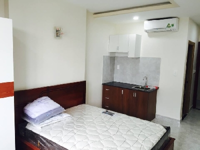 Serviced apartment for rent in district 01 –Located on Nguyen Thi Minh Khai street, District 01