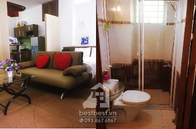 Serviced apartment for rent in Ho Chi Minh city – Address Located on Nguyen Thi Minh Khai , District 1
