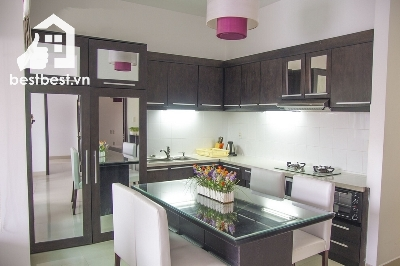 Serviced apartment for rent in district 2 – Located on Nguyen Van Huong road, Quiet and safe Compound area , Center of Thao dien district 2. Good location to go to anywhere .