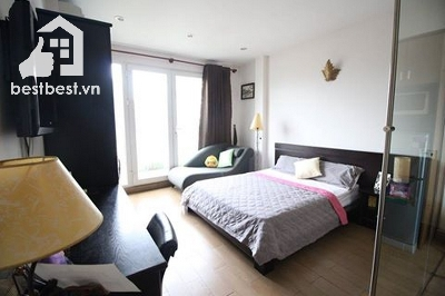 Serviced apartment for rent in district 03 - This is a brand new apartment on Vo Thi Sau Street, District 3, nearby LeVanTam Park – Center of city. Good location for going everywhere
