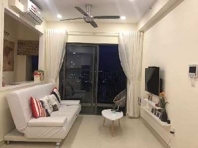Condo for rent in District 02 - Masteri Thao Dien . Located on 159 Hanoi Highway street , Thao Dien Ward, District 2, HCMC, nearby  Metro An Phu station, 200m to SaiGon river, next to Vincom Shopping  Mall District 02. There is good location from which tenants just need  few minutes to drive to city center.