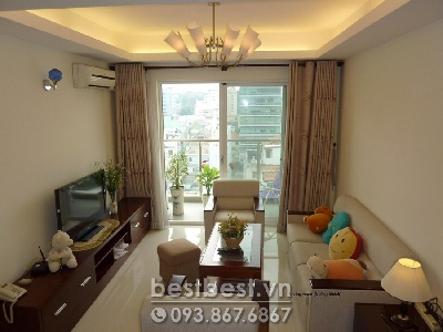 Apartment for rent in District 03 – Project 107 Truong Dinh Condo Quiet place and high security 24/24. 