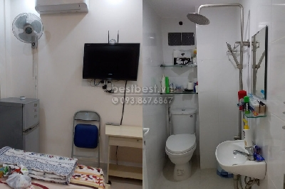 Room for rent 245 usd on Xo Viet Nghe Tinh street, Binh Thanh District ( Only 5 mins go to District 1 )