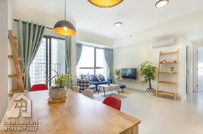 Apartment for rent in District 02 - Masteri Thao Dien .  Located on 159 Hanoi Highway street , Thao Dien Ward, District 2, HCMC, This apartment